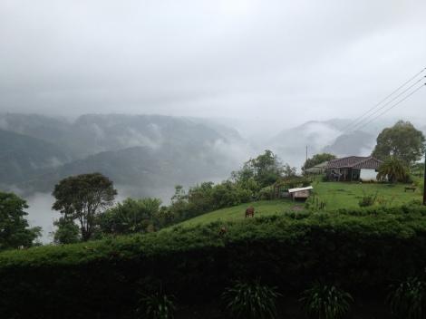 View from La Serrana