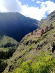 The Incan Granaries